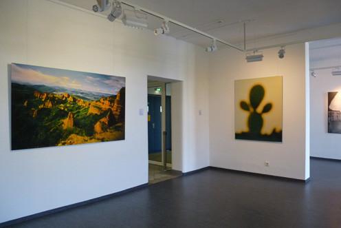 Ausstellung ortung VIII Schwabach I