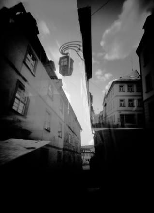Bamberg, Doppelbelichtung