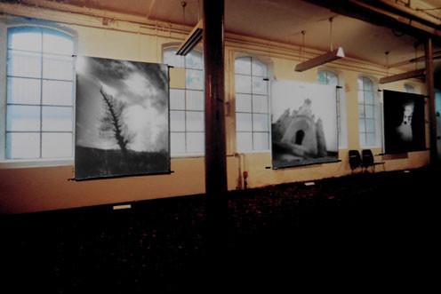 Ausstellung Ruta de la Plata Silbermühle II