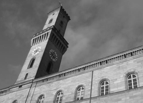 Rathausturm Fürth
