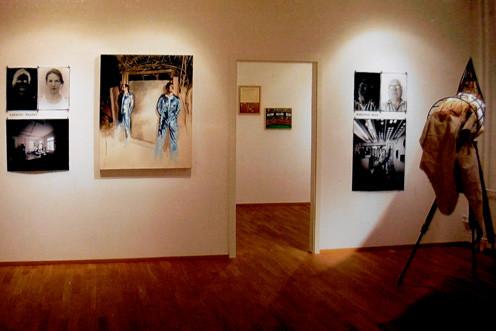 Ausstellung Die Camera obscura im Atelier IV