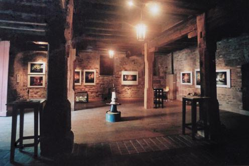 Ausstellung Private Öffentlichkeit Altstadtscheune I