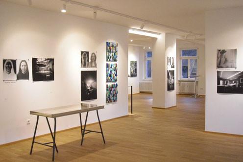 Ausstellung Die Camera obscura im Atelier II