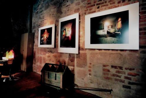 Ausstellung Private Öffentlichkeit Altstadtscheune III