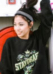 StayCam'ou sweatshirt black 01