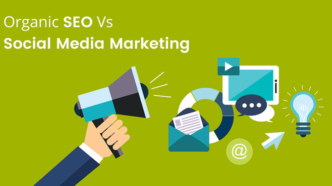 Organic SEO vs. Social Media Marketing: Which Is Best to Promote Your Website?