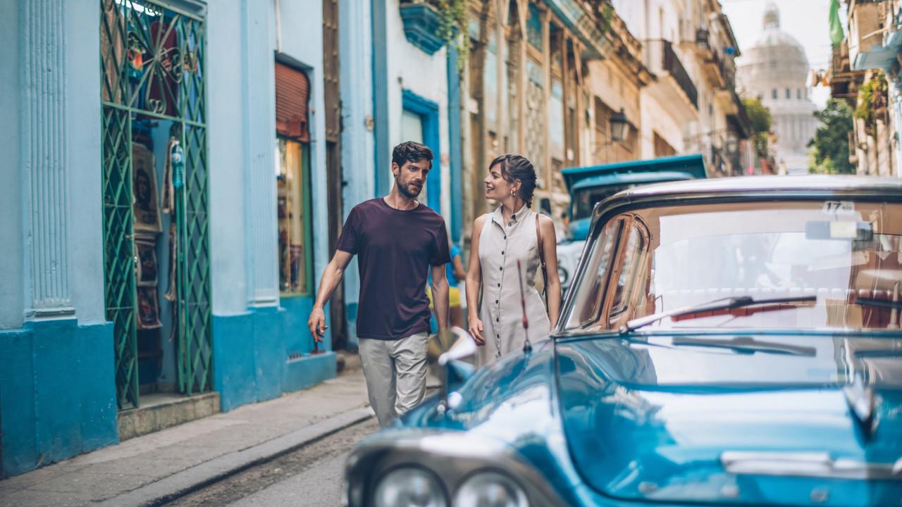 Cuba Desination - April 2020