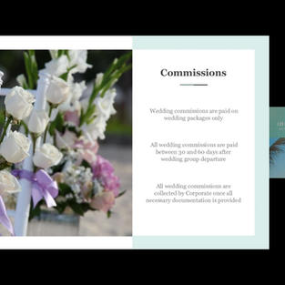 Weddings - April 29