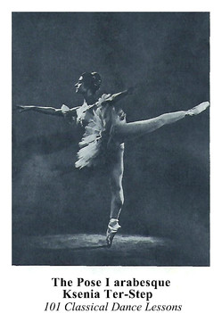 Ksenia Ter-Stepanova_The Pose I arabesqu