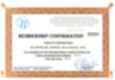 CDA UNESCO CID Membership Confirmation C