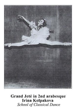 Irina Kolpakova_Grand Jete_School of Cla