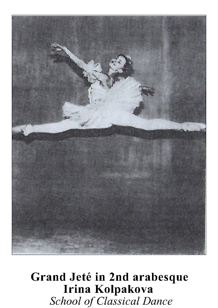 Irina Kolpakova_Grand Jete_School of Cla