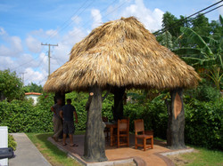 Chickee Huts
