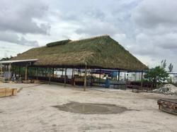 Commercial Tiki Hut