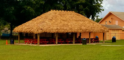 Comercial Tiki Hut