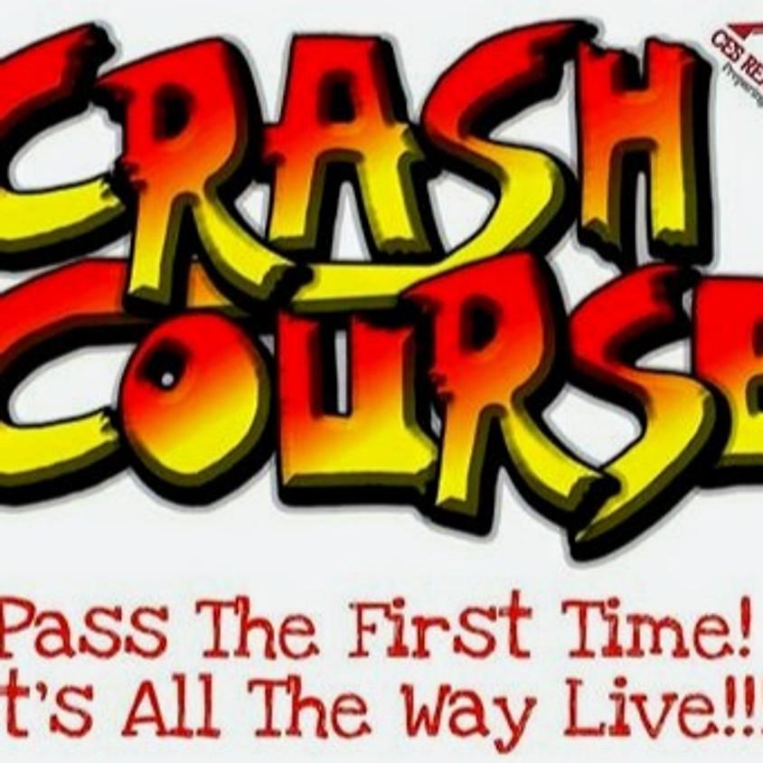California Real Estate Exam Crash Course