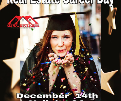 Real Estate Career Day Dec 14th