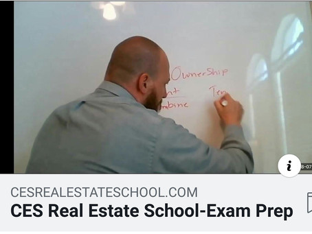 Real Estate Exam Prep-2 Day Crash Course