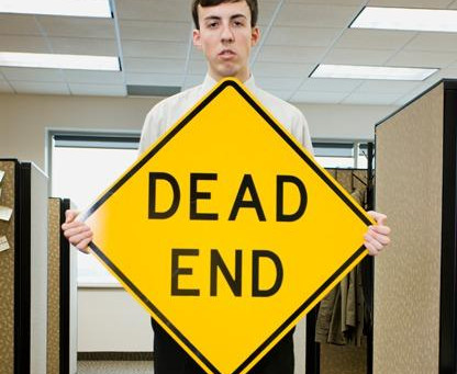 Don't Get Stuck in A Dead End Job