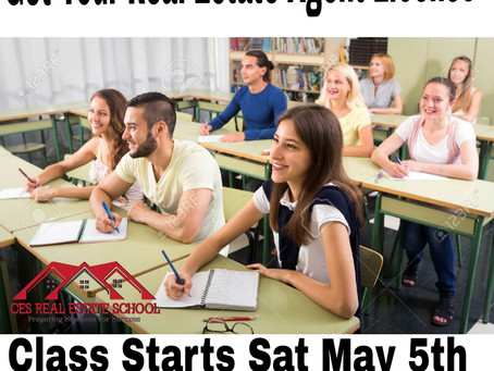 Real Estate Classes in Concord CA