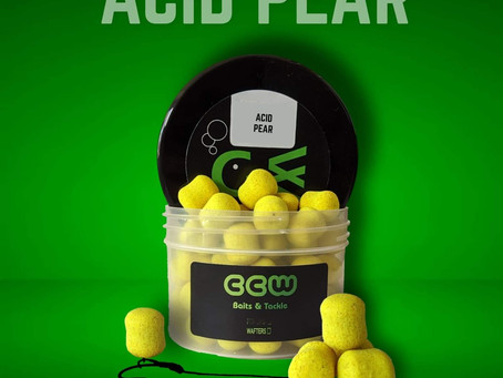 Acid pear hookbaits