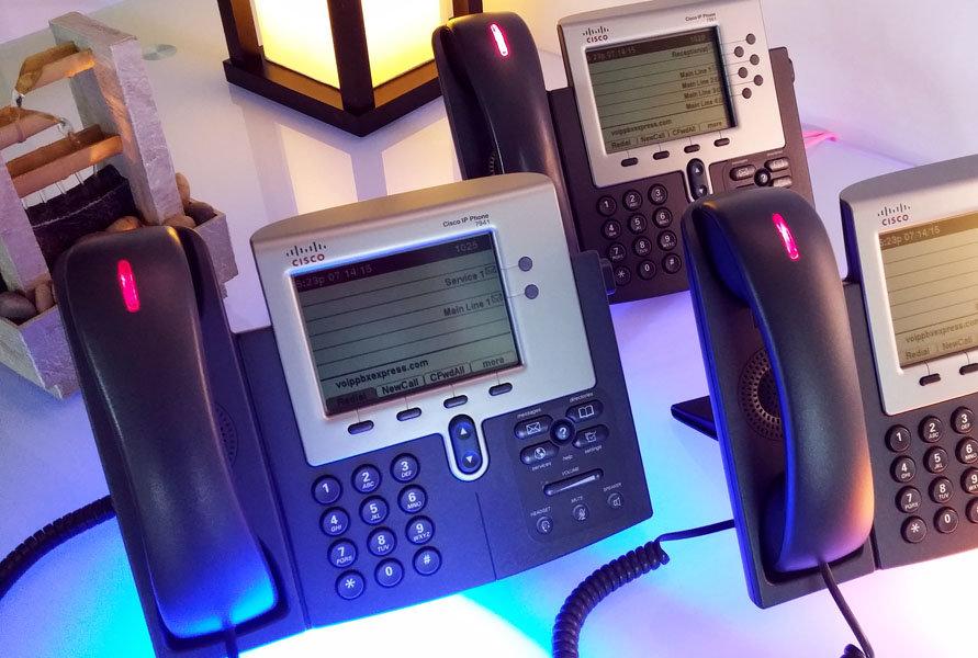 The 50 - Cisco VoIP Phone PBX - Advanced IP PBX Phone System