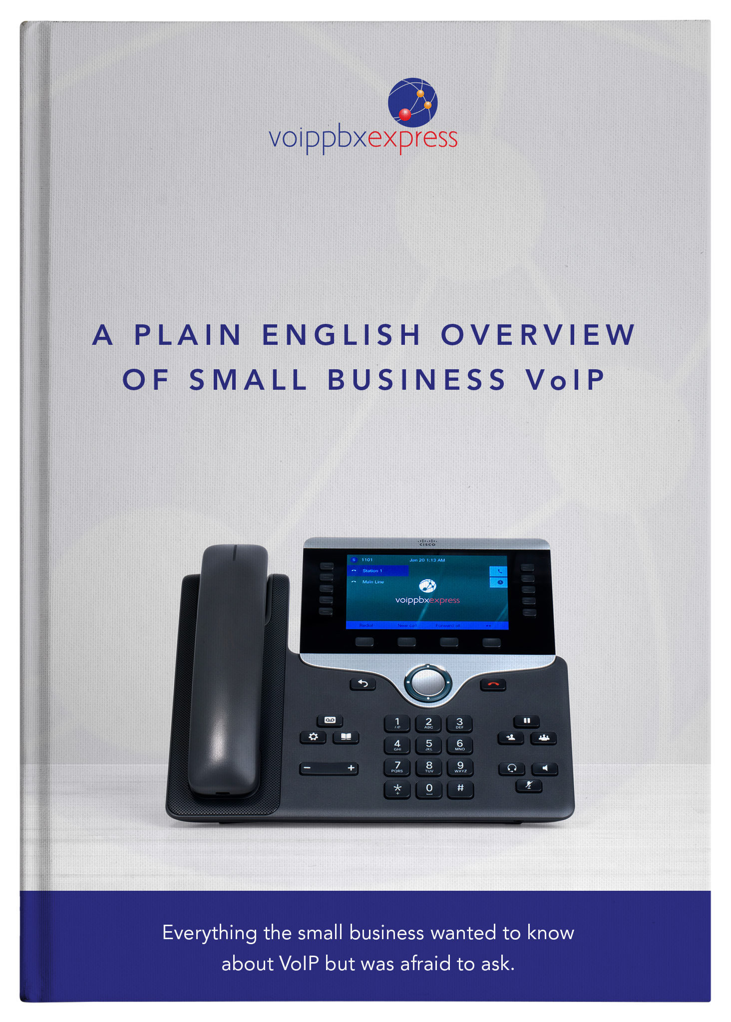 The 10 Enhanced - Cisco IP PBX Phone System with Auto-Attendant / Voicemail