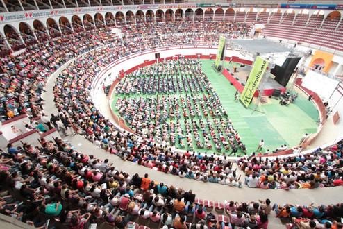 Seminar in Coahuila, Mexico