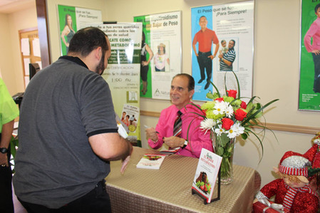 Book Signing Events