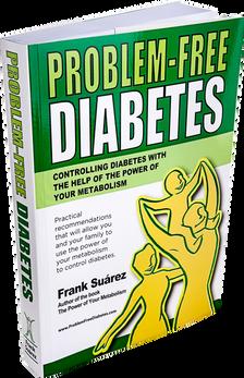 Problem-Free Diabetes Book