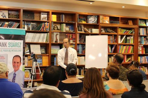 Book Presentations