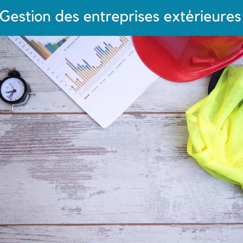 Réunion : la gestion des entreprises extérieures