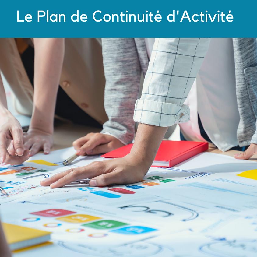 Le Plan de Continuité d'Activité
