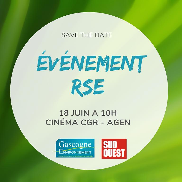 Evénement RSE, Gascogne Environnement - Journal Sud Ouest