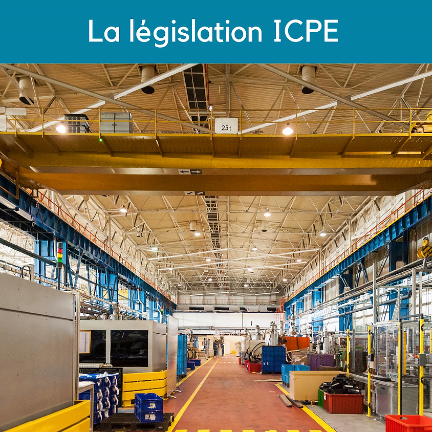 la législation ICPE