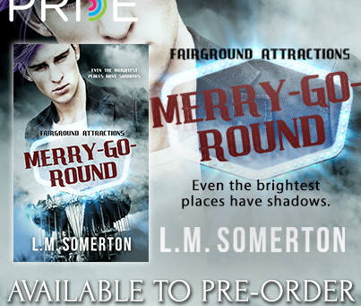 Pre order now - Merry-Go-Round