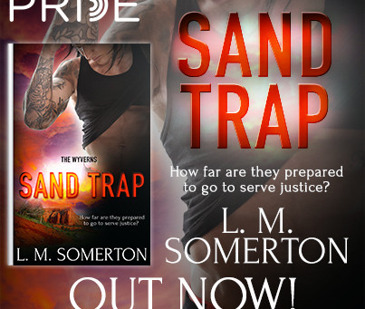 It's release day for Sand Trap
