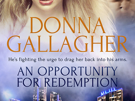 Guest author Donna Gallagher