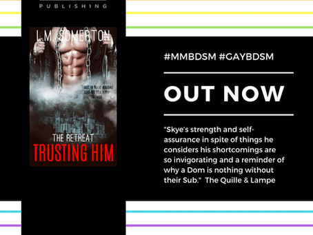 Out Now - Trusting Him