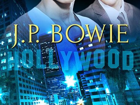 Guest Author - J P Bowie