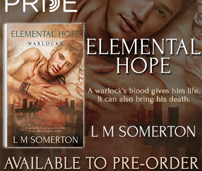 Elemental Hope pre-order links