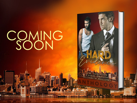 Hard Evidence - anthology coming soon