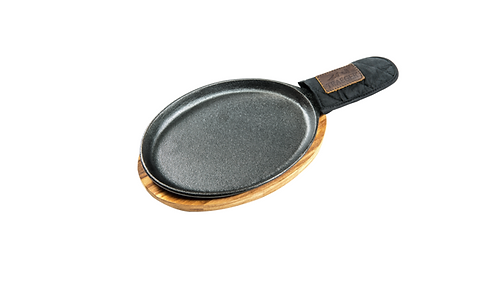 Traeger Cast Iron Fajita Plate