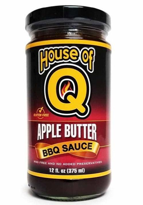 House of Q Apple Butter BBQ sauce