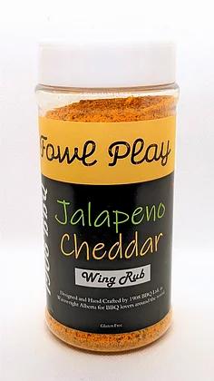 1908 Fowl Play Jalapeno Cheddar