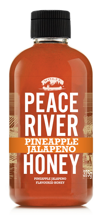 Peace River Pineapple Jalapeno Honey