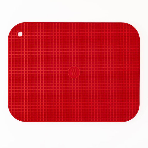 "Silicone Hot Pad/Trivet 9""x12"""