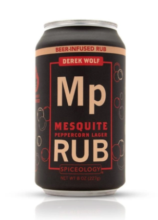 Beer Can Mesquite Peppercorn Lager