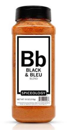 Black & Bleu