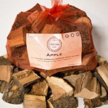 Apple Cookwood Chunks